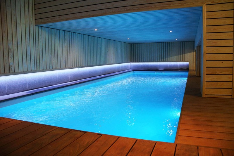 Villa paradis villa ardennen for Luxe villa met zwembad